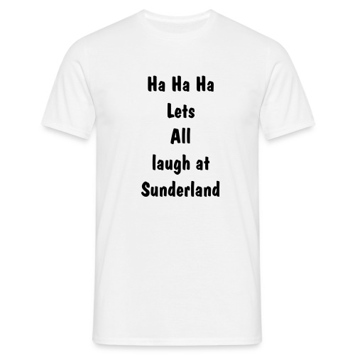 Sunderland Tee - Men's T-Shirt