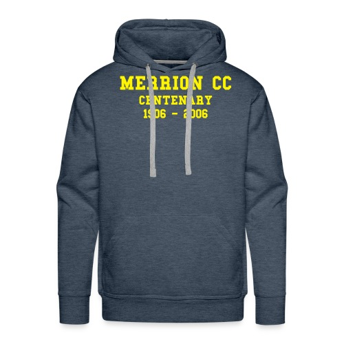 MCC - Hooded Sweat College - Men's Premium Hoodie