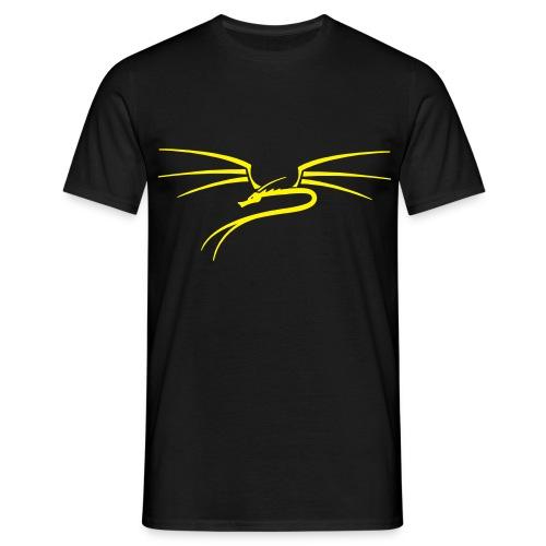 Yellow dragon - Men's T-Shirt