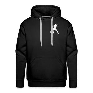 StreetSoccer Sweeter - Mannen Premium hoodie