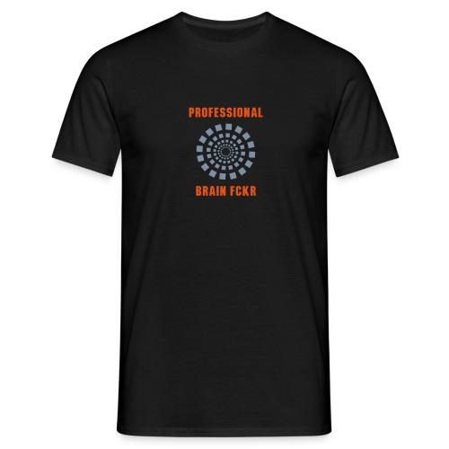 Brain fckr - Mannen T-shirt