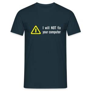 FIX t - Men's T-Shirt