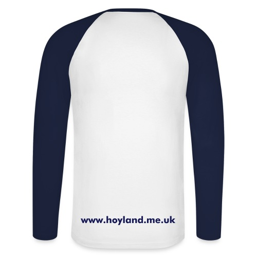 Blokes - Men's Long Sleeve Baseball T-Shirt