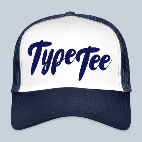 TypeTee Trucker Cap - Trucker Cap