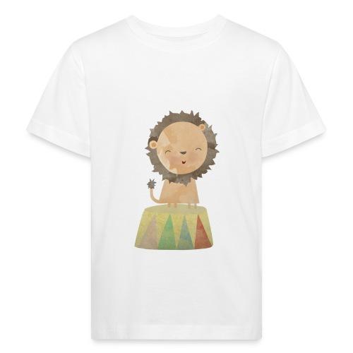 Zirkus-Löwe - Kinder Bio-T-Shirt