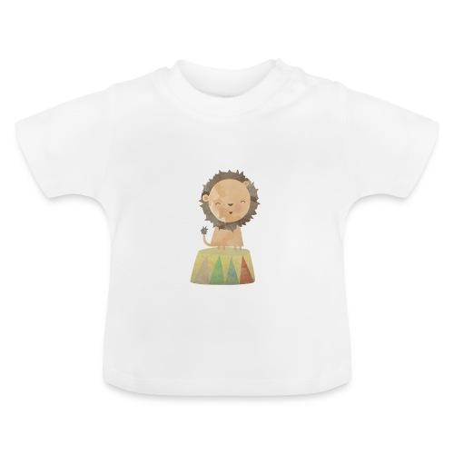 Zirkus-Löwe - Baby T-Shirt