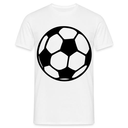 T-Shirt Blanc Cm2 en force - T-shirt Homme