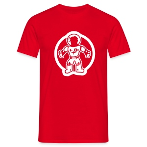 Spaceman Red - Camiseta hombre