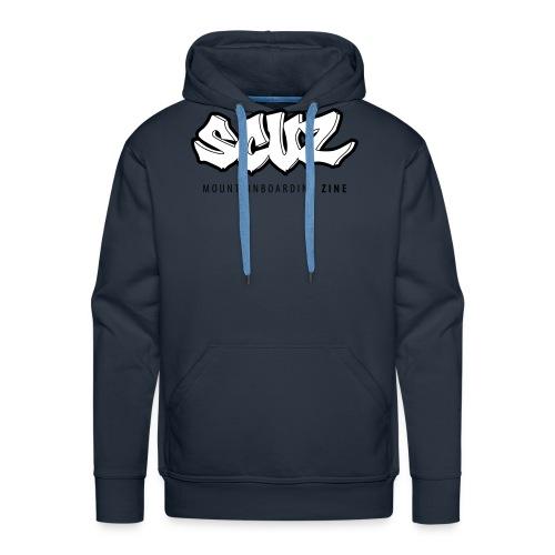 The Scuz Hoodie (blue) - Men's Premium Hoodie