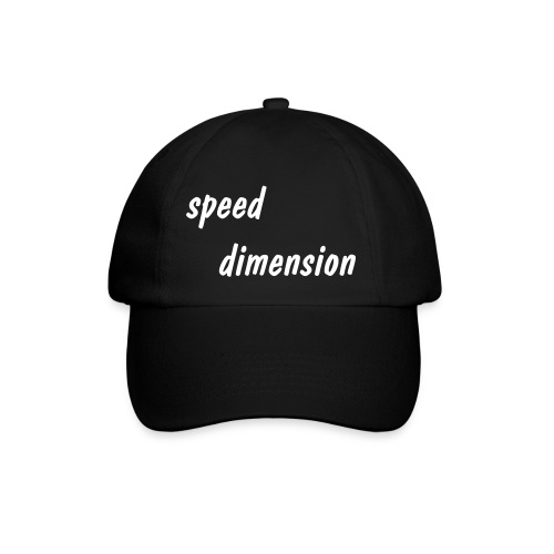 Speeddimension pet - Baseballcap