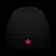 Casquettes et bonnets ~ Bonnet d'hiver ~ Bonnet RED STAR (noir)