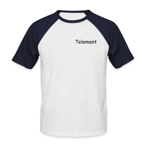 Telement Shortsleeve Top - Men's Baseball T-Shirt