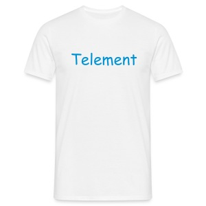 Telement Comfort T (White) - Men's T-Shirt