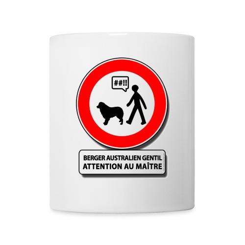 Berger Australien Gentil - Mug blanc