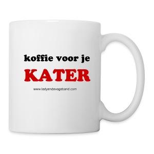 Koffie voor je Kater Mok - Mok