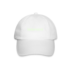 telement Glow in the dark title Cap - Baseball Cap