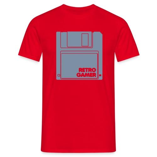 Retro - Männer T-Shirt