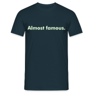 T-Shirts ~ Men's T-Shirt ~ Almost Famous tee