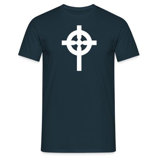Stuur - Blauw - Mannen T-shirt