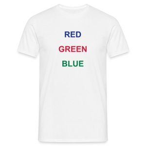 Colours WCT - Men's T-Shirt