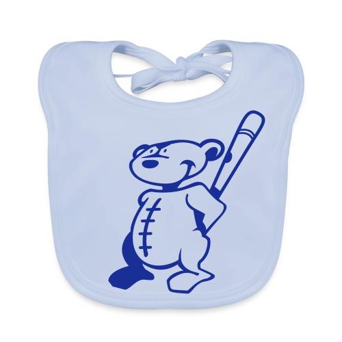Lätzchen-Bär - Baby Bio-Lätzchen