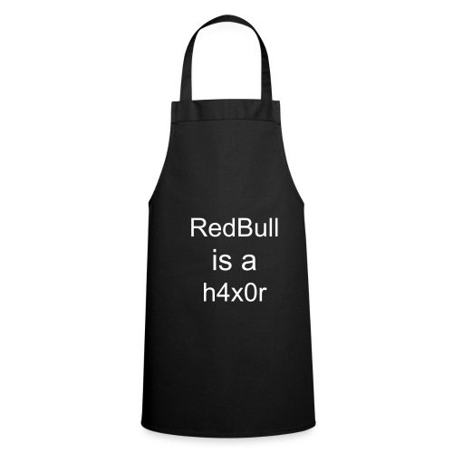 RedBull's Apron - Cooking Apron