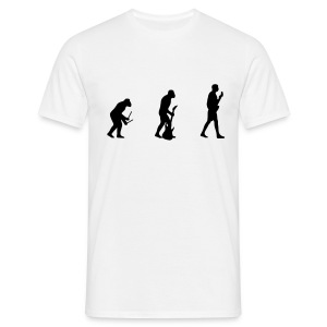 Evolution T-Shirt - Men's T-Shirt