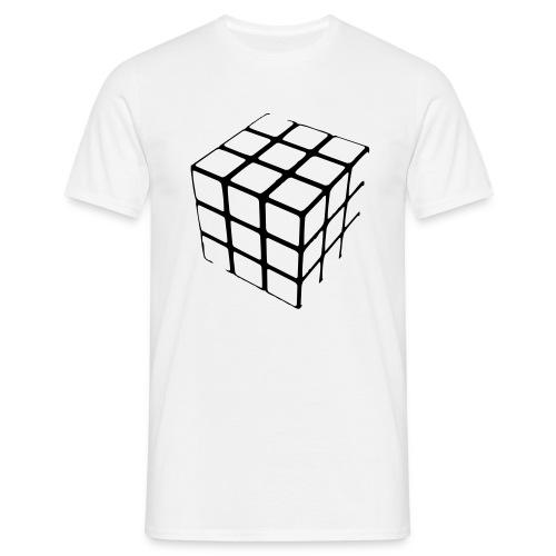 Cube - Männer T-Shirt