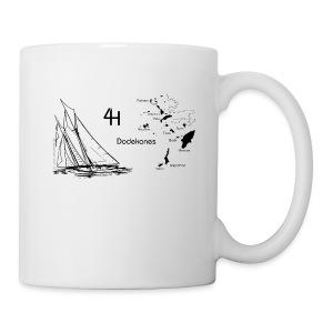 Segelurlaub Tasse - Tasse