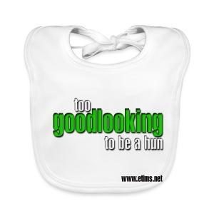 Goodlooking bib - Baby Organic Bib