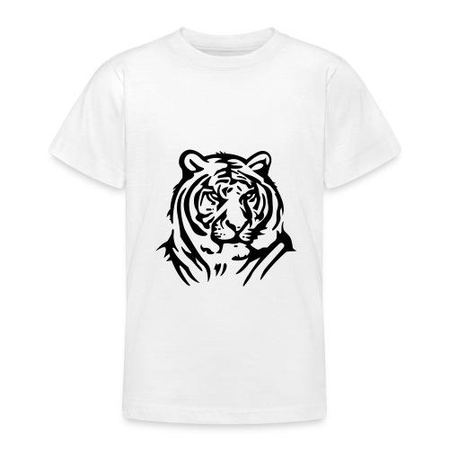 t-shirt enfant motif tigre - T-shirt Ado