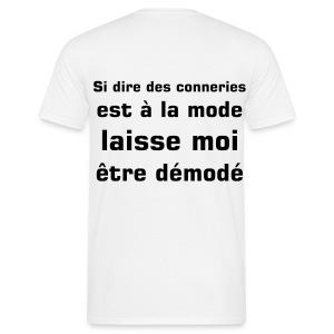 Citation 1 - T-shirt Homme