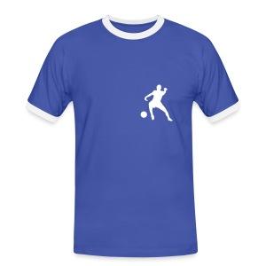 Jordy Shirt - Mannen contrastshirt