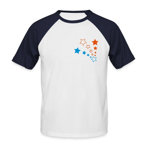 stars - Men's Baseball T-Shirt