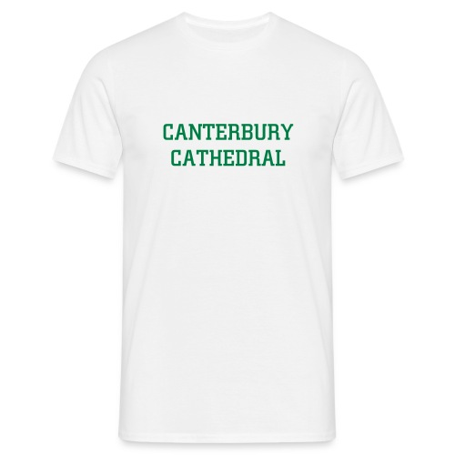 CANTERBURY CATHEDRAL - Men's T-Shirt