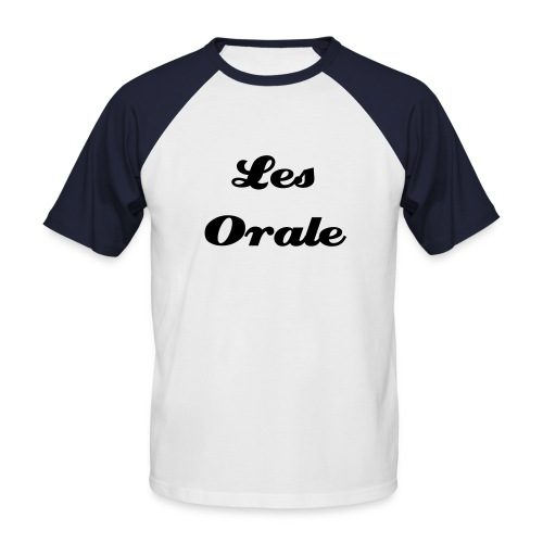 French Persons tee - Men's Baseball T-Shirt