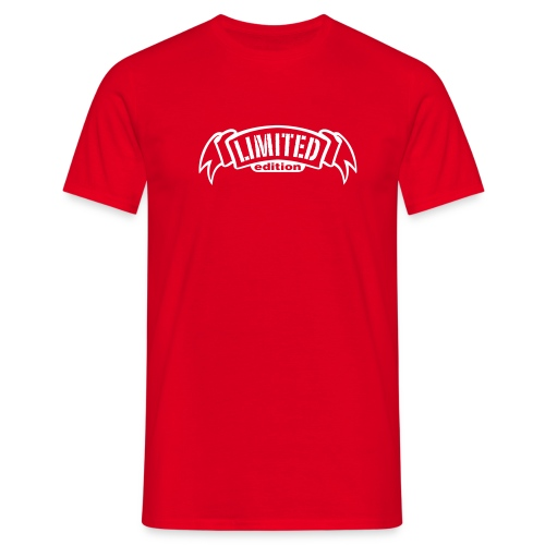 BMX LIMITED EDITION - Men's T-Shirt