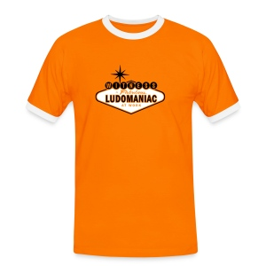 Ludomaniac - Men's Ringer Shirt