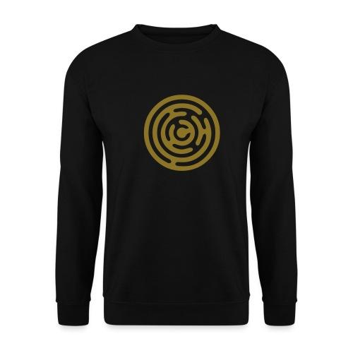 Black  Maze sweatshirt - Men's Sweatshirt