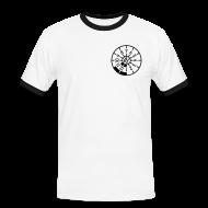 T-Shirts ~ Männer Kontrast-T-Shirt ~ TÜV bis 07/2010