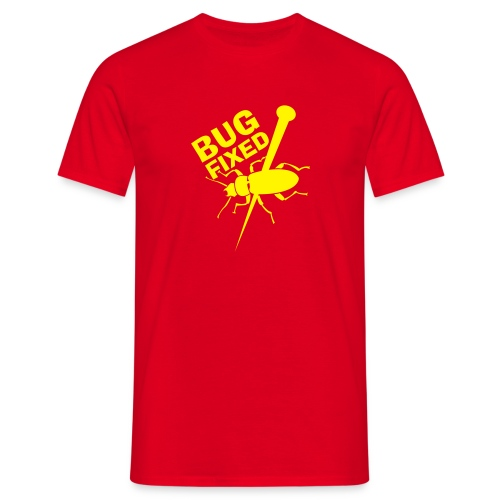 Bug - T-shirt Homme