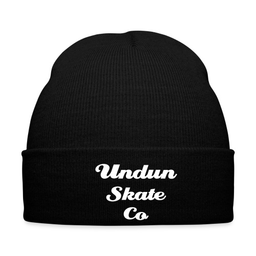 black undun skate beanie - Winter Hat