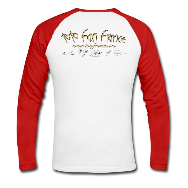 Tee-Shirt Manche Longue New Logo TFF