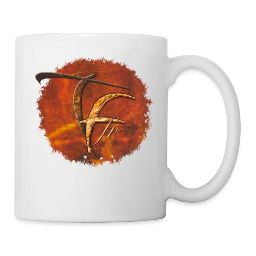 Mug New Logo TFF - Mug blanc