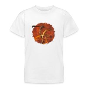 Tee-Shirt Enfant New Logo TFF - T-shirt Ado