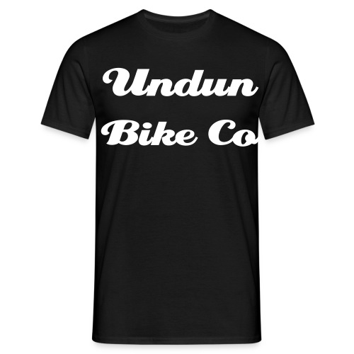 Simple undun tee - Men's T-Shirt