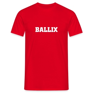 Red Ballix Comfort T - Men's T-Shirt
