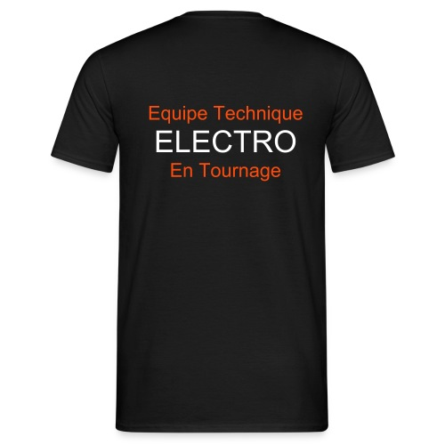 ELECTRO - T-shirt Homme