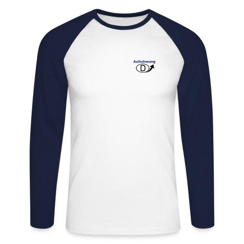Auf, Auf! - Männer Baseballshirt langarm