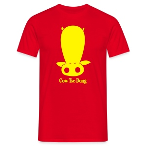 Cow Tse Dung - Men's T-Shirt